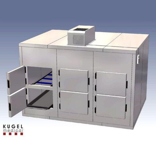 Cámara Refrigueración KZM40-0600