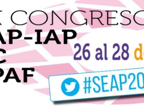 XXX CONGRESO SEAP-IAP Barcelona 2021