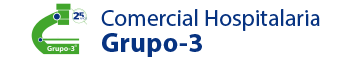 Comercial Hospitalaria Grupo 3 Logo